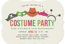 Costume party ideas / by Beverlee Deans