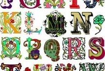 Alphabets & Fonts