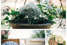 French wedding details / All the little touches that make a French wedding special