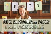Madimoos Science Party