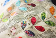 art / fabric / by suziebeezie