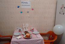 Festas #decorando
