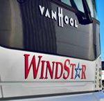 Windstar On the Road / Windstar is a world class transportation service.