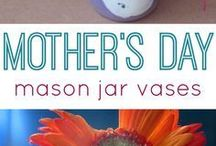 Mother's Day Gifts and Inspiration / The best in Mother's Day jar gifting