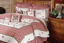 karácsonyi ágynemű színes