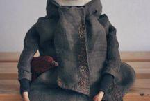 Куклы керамика