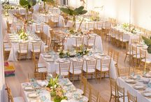 wedding floor