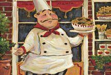 """Amazing Chef""""s"""