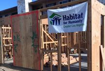 Veza Builds with Habitat for Humanity / In August 2014, Veza's Founder and a few team members went on site to Habitat for Humanity's home build. The experience was incredible and gave a whole new meaning to Partnership.