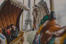 Inspiración sesión de pareja en París