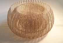 metal crochet