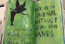 Wreck it journal ideas