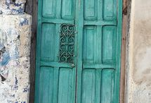 Doors, Doors, and more Doors! / by Kim Gaenslen