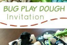 Kinder ideas - play dough