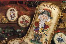 haft krzyżykowy BN-buty,dywaniki