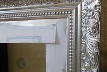 Art Mirrors and frames / Ornamental frames and decorative mirrors