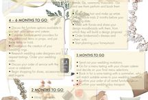 Wedding planning / Helpful tips and guides to wedding planning.