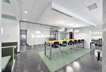 Export Development Canada Interior Office Development / The Chmiel team provided detailed design and implementation of over 350,000 square feet of class A office fit up for the Export Development Canada offices in Ottawa, with a LEED strategy to achieve LEED GOLD for Commercial Interiors.