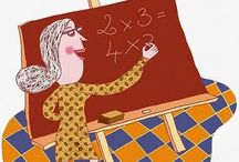 Math Teaching Ideas / by Patricia White