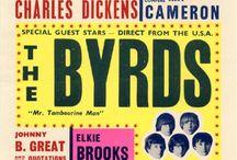 Vintage Gig Posters / Soul + Blues + R'n'R
