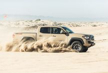 Outdoor Adventures / Off-roading in the #4Runner & #Tacoma has never been so fun. / by Toyota USA