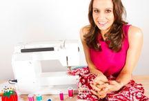 Sewing / para coser