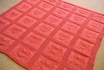 knit/crochet blankets
