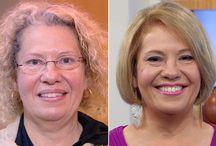 До и После: чудеса макияжа