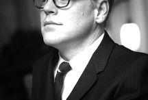 Denyilov // live vacsora / Philip Seymour Hoffman