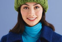Knitted and crochet hats for Adults / by Jessie Craigmiles