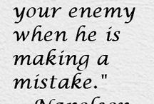 Quotes About Mistakes / Making Mistakes