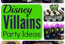 Villains Party