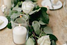 Ceremony & Reception Flowers & Decor