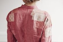 Mending & Repurposing / Ideas for taking already loved clothes to the next level with a little DIY, fix-ups, and love.