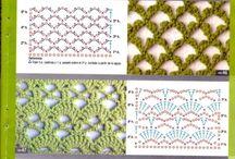 ganchillo o crochet / by Monica Somoza Gimeno