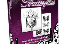 Beatuful Tattoos / Rare And Beautiful Tatoos  EVER To Be Released