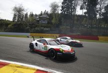 6 Horas de Spa-Francorchamps 2017, categoría GTE-Pro / Los Porsche 911 RSR terminan quinto y sexto en las 6 Horas de Spa-Francorchamps, la segunda carrera del Campeonato Mundial de Resistencia FIA.