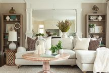 Home | Living Rooms / by Ashley White