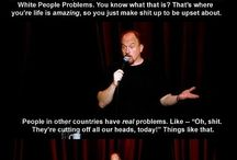 1st world problems