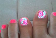 Nails!!<3 / by Kamren Holmes