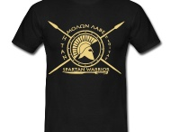 Spartan clothes and accessories / Spartan warrior clothes and more