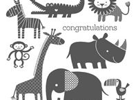 SU-Zoo aNiMaLS / Baby Steps (Retired), Wild About You (Retired), Zoo Babies, Zoo Review (Retired), any Zoo Set SU comes out with / by Diane Lee