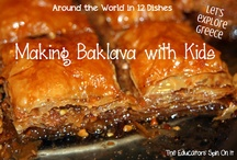 Cooking around the world class