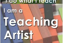 Teaching Art: High School Art Lessons & More / Pins that are useful to art teachers -- art lesson plans, tips about teaching art, experiences in the classroom, art classroom inspiration, class management, classroom discipline, and more