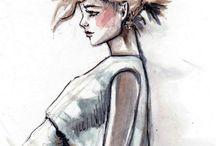 Arts: Fashion Illustration / by Didi Kasa