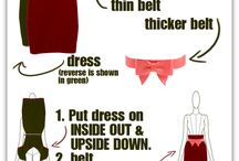 Fashion tips and tricks