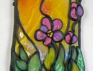 Stained glass projects / by theresia huebner