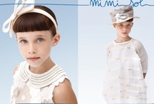MiMiSol Ceremony little dresses