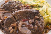 Veal Osso Buco Recipes / Recipes from the Pinterest community