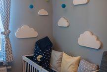 pokój niemowlecy